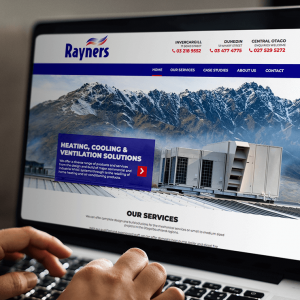 Rayners Website Design and Build Image 5