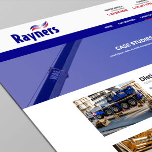 Rayners Website Design and Build Image 4