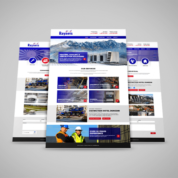 Rayners Website Design and Build Image 8