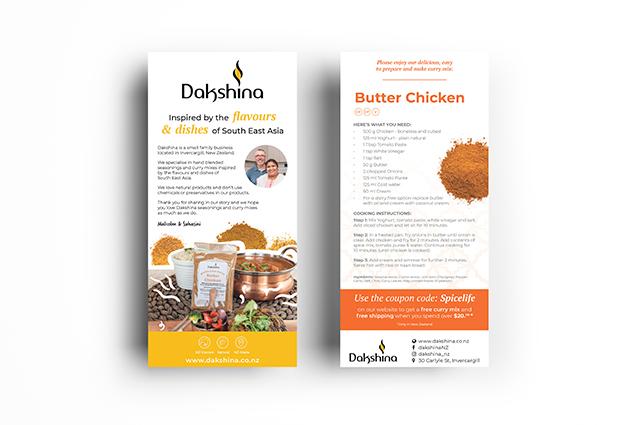 Dakshina Seasonings Print Image 1