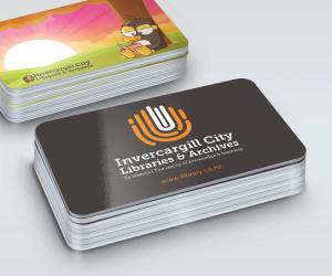 Invercargill Libraries Rebranding Image