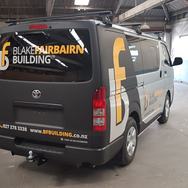 Blake Fairbairn Building Image 8