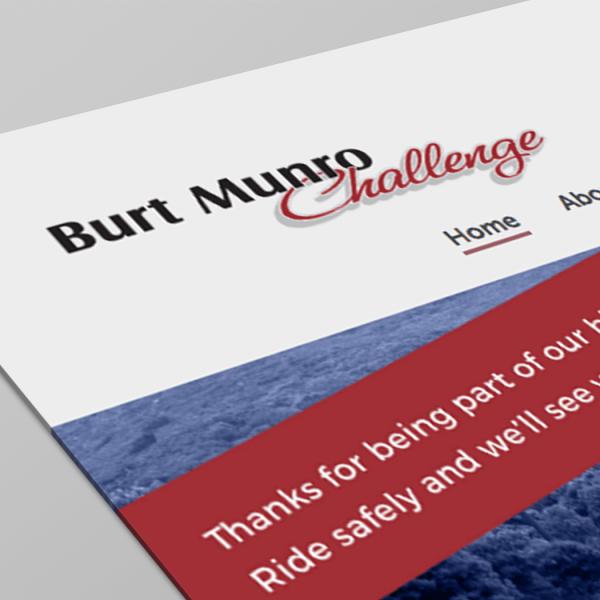 Burt Munro Challenge Image 1