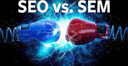 SEO vs. SEM: The Ultimate Showdown article image