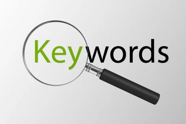 With keywords, the right words are key! article image