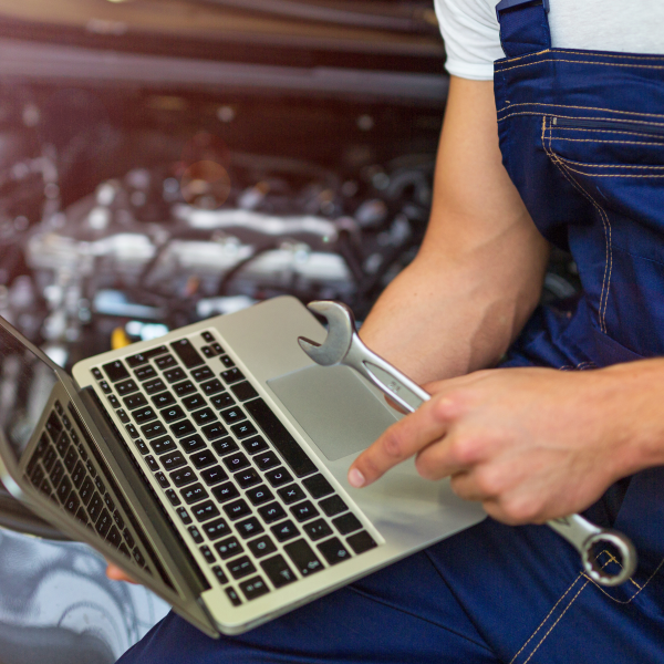 Keep your website running smooth with regular maintenance Image
