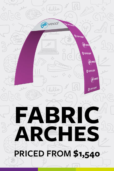 Fabric Arches