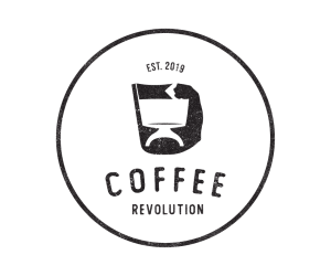 Coffee Revolution Branding Image