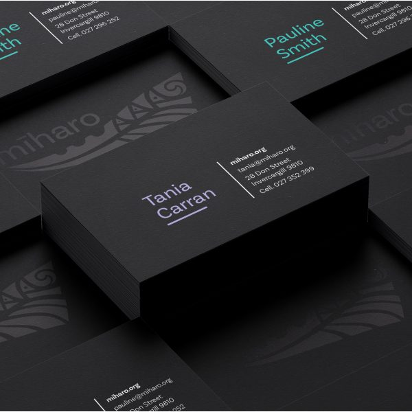 Mīharo  Branding Featured Project