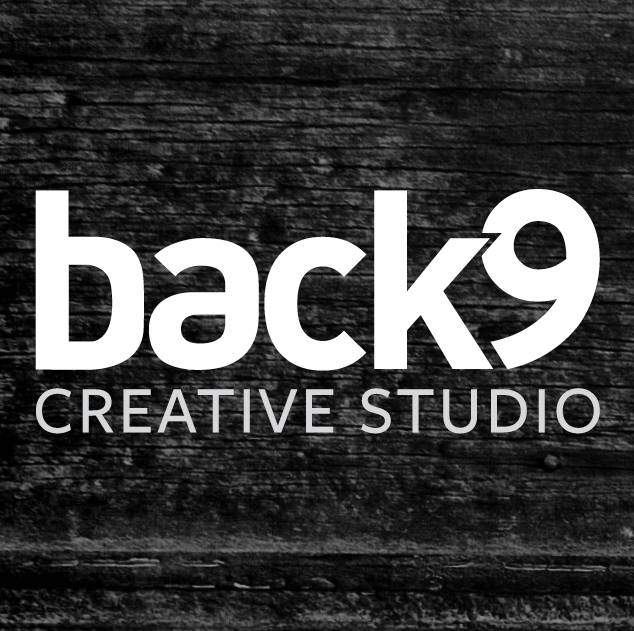 Back9 Creative Studio Logo