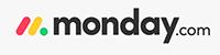 Monday.com software logo