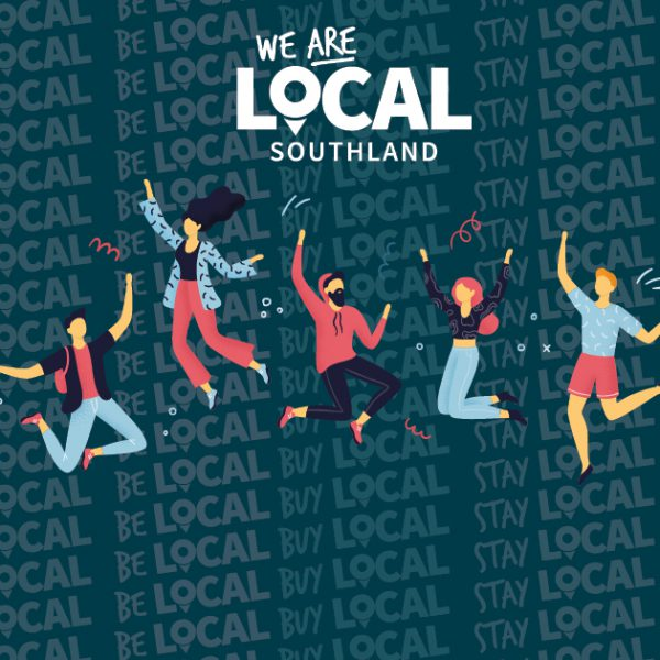 Back9 Creative Presents We are Local! Image