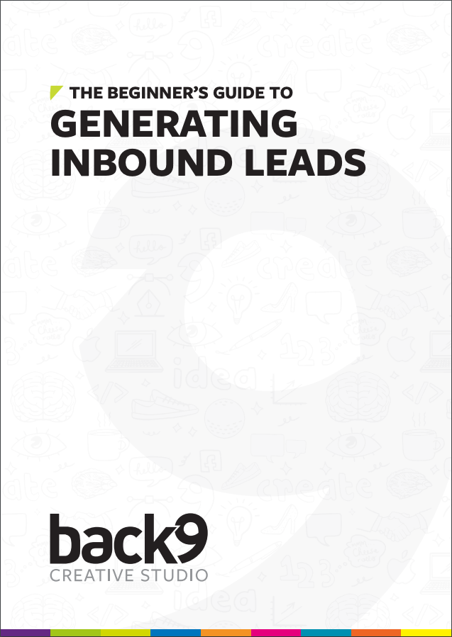 The Beginner's Guide to Generating Inbound Leads - Cover
