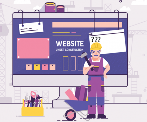 When should I hire a professional to build my website?