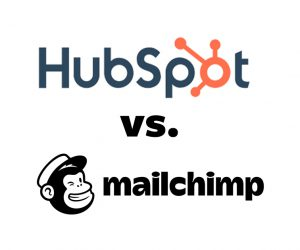 Mailchimp vs HubSpot