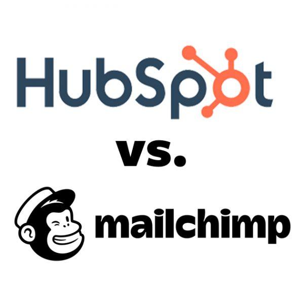 Mailchimp vs HubSpot Image