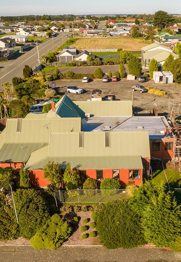 Southland Charity Hospital Image 1