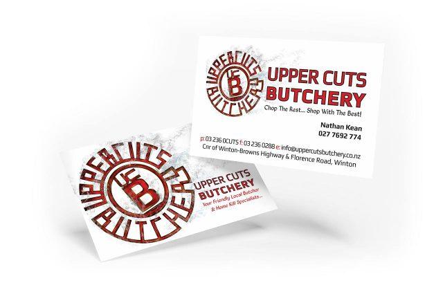 Uppercuts Butchery Print Image 1