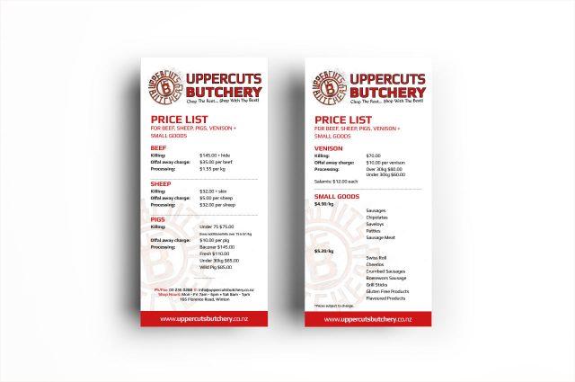 Uppercuts Butchery Print Image 2