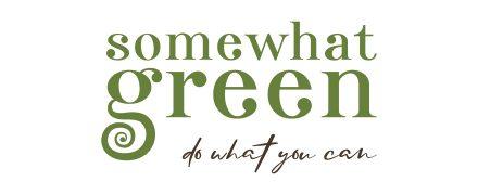 Somewhat Green Logo