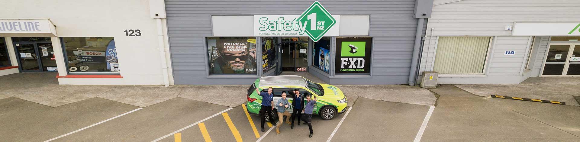 Safety 1st NZ Banner Image