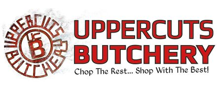 Uppercuts Butchery Logo